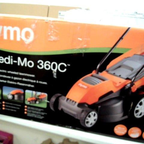 FLYMO SPEEDI MO 360C LAWN MOWER