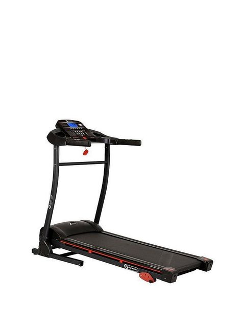 BOXED T2000D MOTORISED TREADMILL