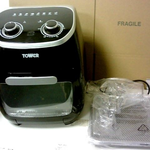 TOWER T17038 5-IN-1 AIR FRYER OVEN WITH RAPID AIR CIRCULATION