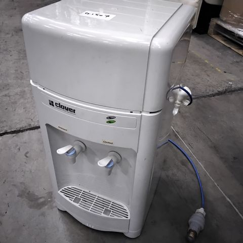 CLOVER AMBIENT/CHILLED WATER DISPENSER