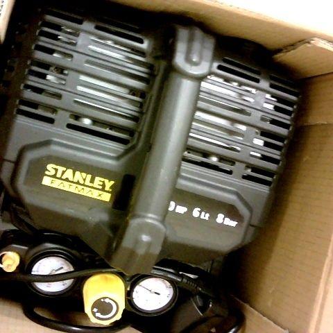 STANLEY FATMAX AIR COMPRESSOR