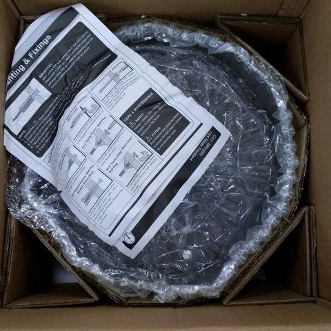 LEXI SILVER PENDANT - CHROME BOXED