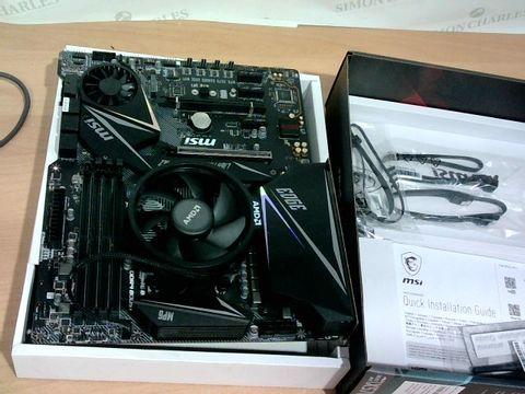 MSI AMD MOTHERBOARD MPG X570 GAMING EDGE WIFI