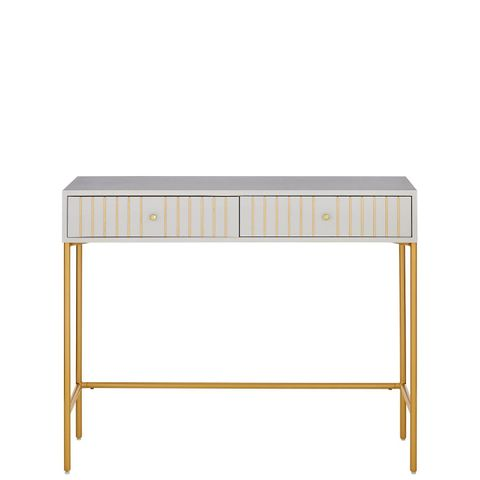 LINEAR DRESSING TABLE