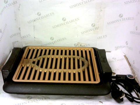 GOTHAM STEEL COPPER NON-STICK ELECTRIC INDOOR GRILL