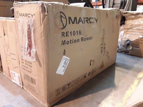 BOXED MARCY MOTION ROWER