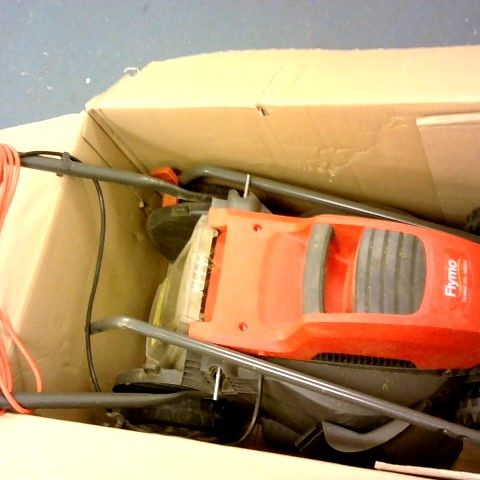 FLYMO SPEEDI-MO 360VC ELECTRIC ROTARY LAWN MOWER