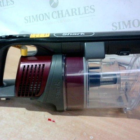 SHARK VACUUM CLEANER MODEL IZ251UKT