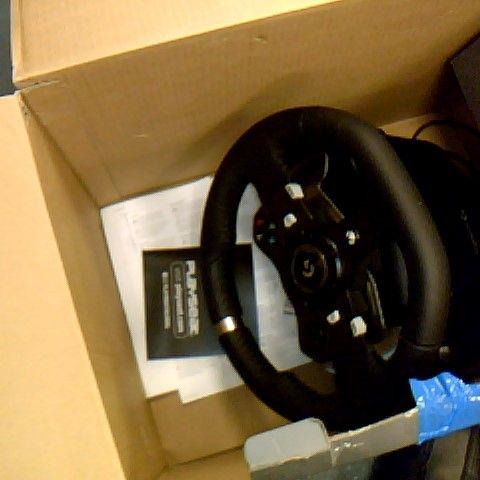 LOGITECH G920 DRIVING FORCE RACING WHEEL PC/MAC, XBOX ONE