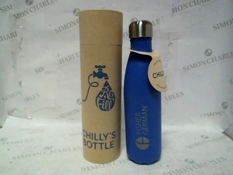 CHILLY'S REFILL BOTTLE