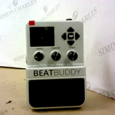 SINGULAR SOUND BEATBUDDY GUITAR PEDAL DRUM MACHINE