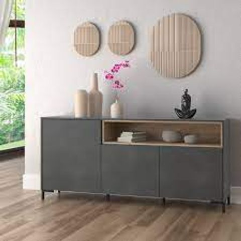 BOXED GALACTIQUE SIDEBOARD (2 BOXES)
