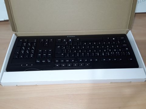 CHERRY STREAM 3.0 KEYBOARD - SPANISH LAYOUT