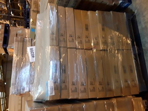 PALLET OF 21 BRAND NEW BOXED GEORGE HOME NEWHAMPTON SIDEBOARD PARTS- BOXES 2 OF 2 ONLY