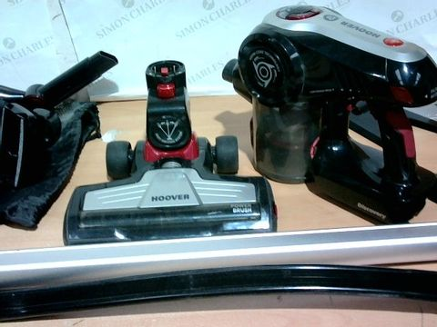 HOOVER BORN INNOVATIVE DISCOVERY TURBO CORDLESS POWER