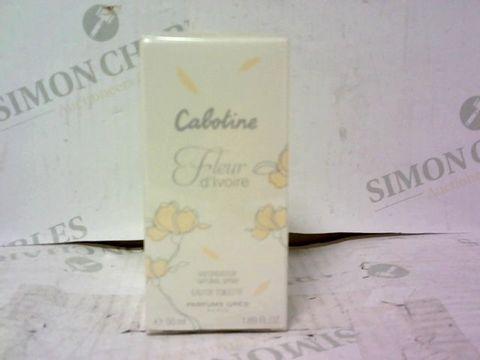 BOXED CALOTINE FLEUR D'LVOIRE EAU DE TOILETTE 50ML