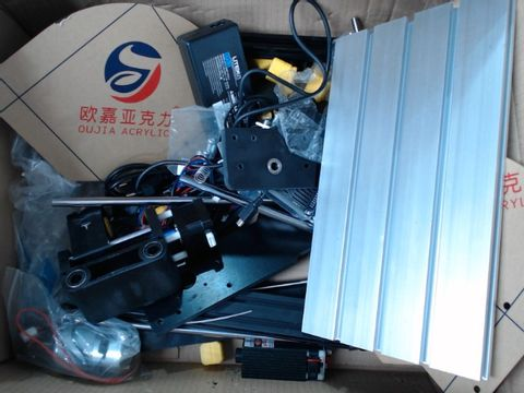 3W UPGRADE CNC 3018 PRO-M GRBL CONTROL DIY CNC ENGRAVING MACHINE