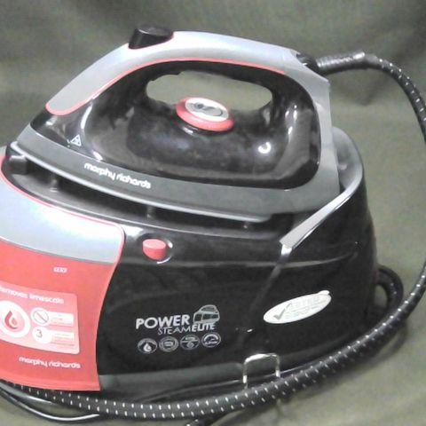 MORPHY RICHARDS STEAM GENERATOR IRON POWER STEAM ELITE 332013