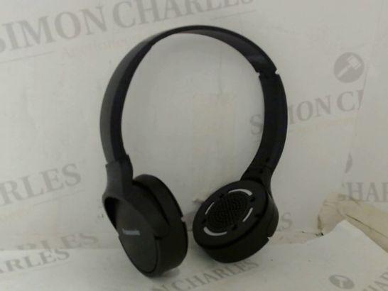 PANASONIC RB-HF420BE-K BLUETOOTH ON-EAR HEADPHONES