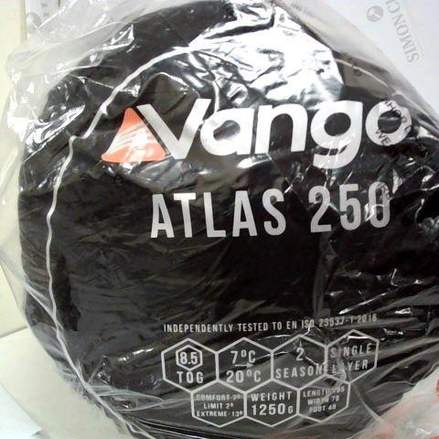 GRADE 4 ATLAS 250 SINGLE SLEEPING  BAG