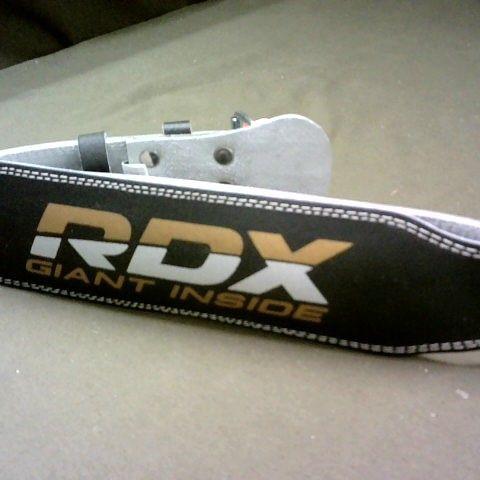 RDX WEIGHTLIFTING BELT LARGE
