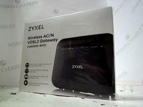 ZYXEL WIRELESS AC/N VDSL2 GATEWAY MODEM