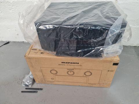 MARANTZ SR7015 AV SOUND AMPLIFIER - BLACK