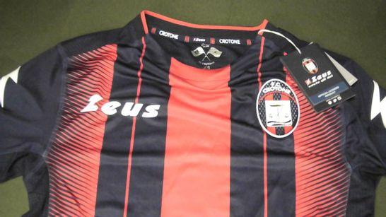 ZEUS F.C CROTONE FOOTBALL SHIRT - XS