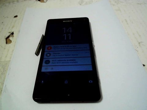 SONY XPERIA ANDROID SMARTPHONE