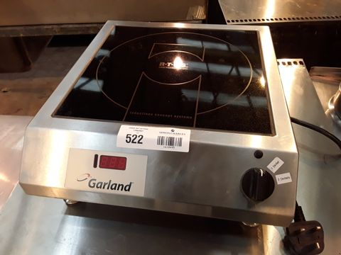 GARLAND INDUCTION HOB SH/BA 2800-FH