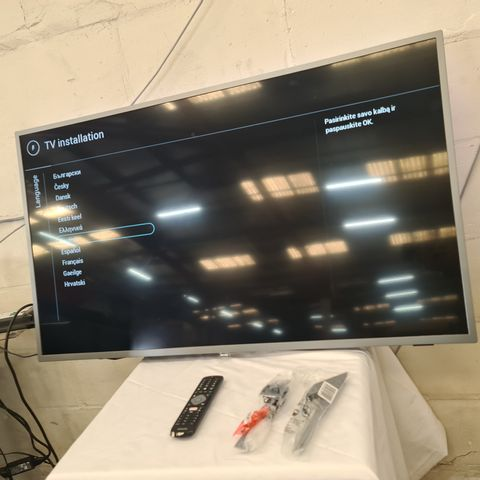 PHILIPS 50PUS6703 50 INCH 4K UHD SMART TELEVISION