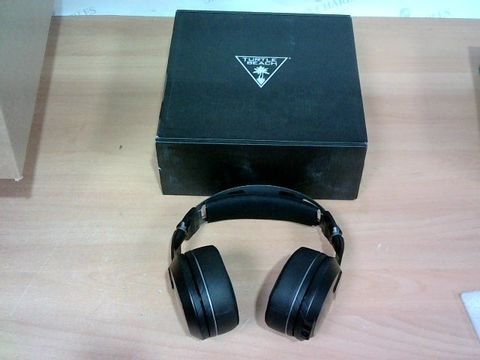 BOXED TURTLE BEACH HEADSET