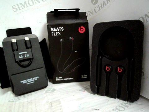 BOXED BEATS FLEX ALL-DAY WIRELESS EARPHONES