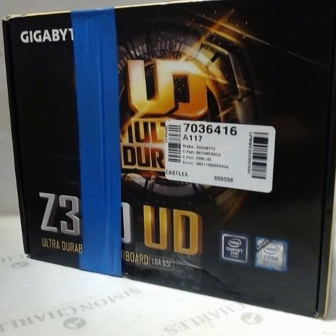GIGABYTE Z390 UD, INTEL Z390 -MOTHERBOARD