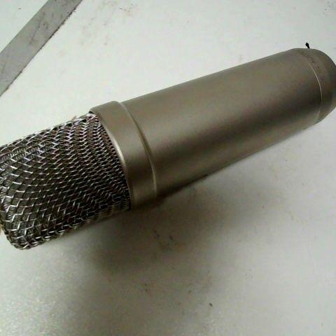 RODE MICROPHONE NT1-A STUDIO MICROPHONE
