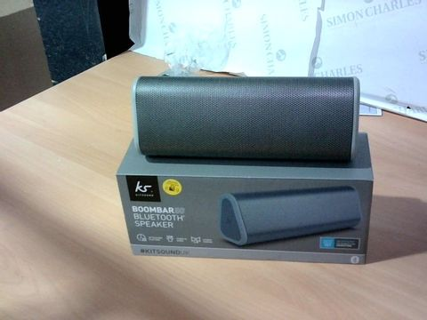 BOXED KITSOUND BOOMBAR50 BLUETOOTH SPEAKER