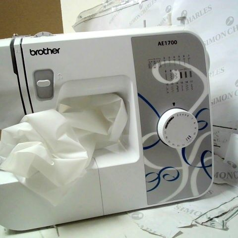 BROTHER AE1700 SEWING MACHINE