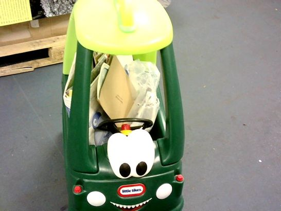 LITTLE TIKES DINO COSY COUPE RRP £59.99