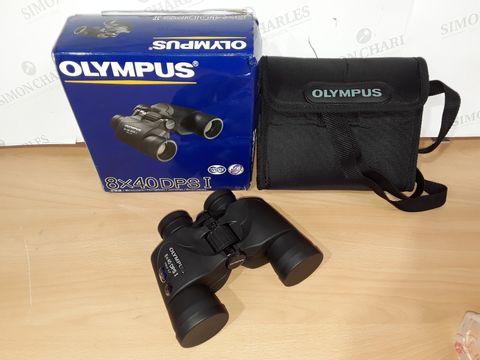 OLYMPUS 8X40 DPS 1 BINOCULARS