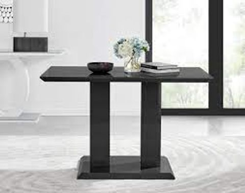 BOXED ABSOLON GREY DINING TABLE TOP (1 BOX)