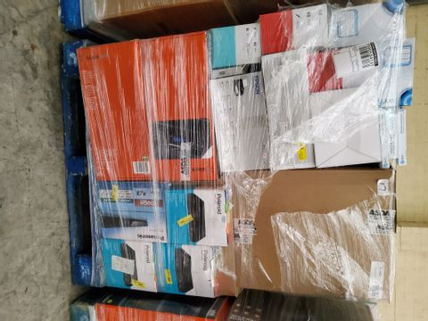 PALLET OF SMALL HOME ELECTRICAL ITEMS