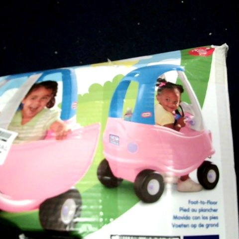 LITTLE TIKES COZY COUPE GIRLS