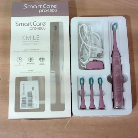SMART CARE PRO4800 ELECTRIC TOOTHBRUSH