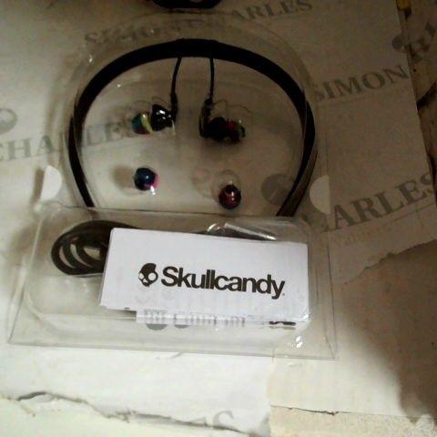 SKULLCANDY METHOD WIRELESS RAINBOW EARPHONES