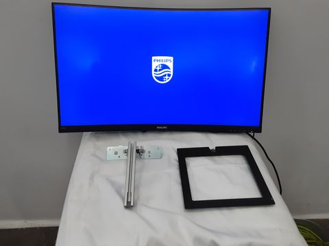 PHILIPS 328E1CA 32 INCH CURVED 4K MONITOR