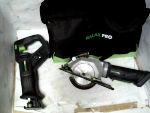 GALAXPRO TOOL KIT RECIPRICATING SAW 97705 MINI CIRCULAR SAW 97630