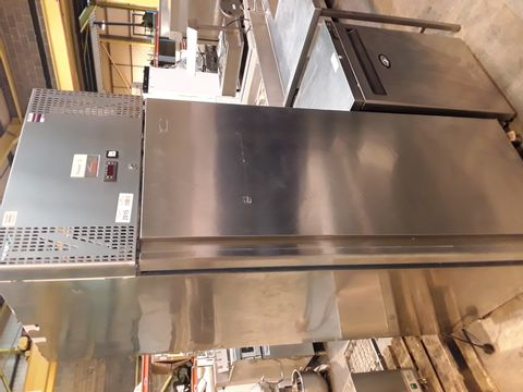 VALERA 1LD-B-UGNVC1 TALL COMMERCIAL FRIDGE