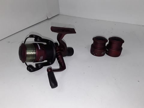 DRENAN RED RANGE FISHING REEL