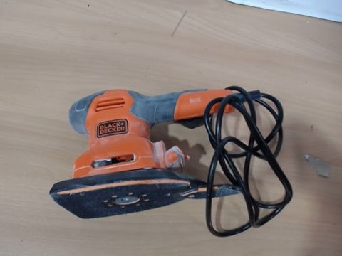 BLACK+DECKER BEW200-GB 200W 4-IN-1 MULTI-SANDER