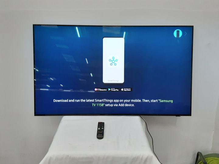 SAMSUNG QE55Q700T 55 INCH QLED 8K HDR SMART TELEVISION